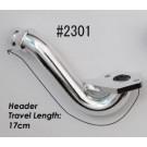 Hatori 2301 Exhaust Header GSA30 for OS GT33 and  DLE30