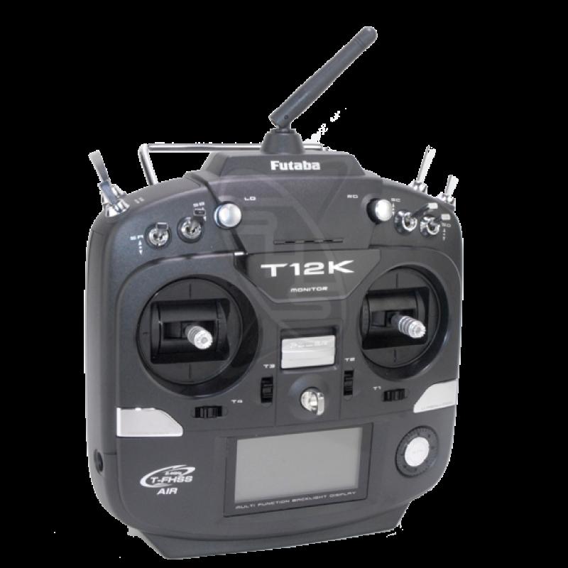 FUTABA 12K T-FHSS 14Ch with R3008SB (Mode 2)