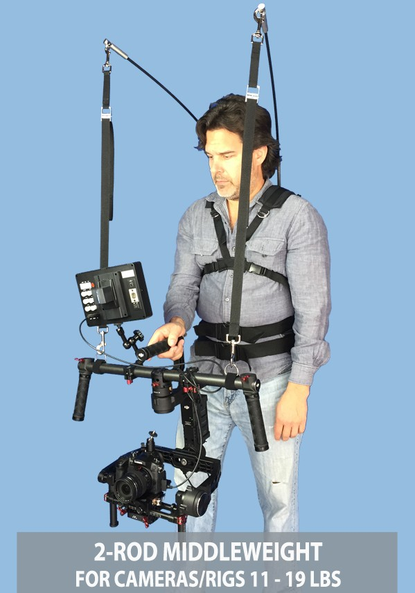 Altas Camera Support Rig (2 Rod Middleweight)