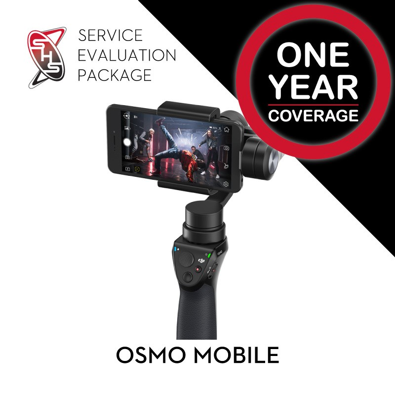 SHS Service Evaluation Package - OSMO MOBILE