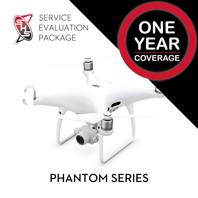 SHS Service Evaluation Package - PHANTOM SERIES