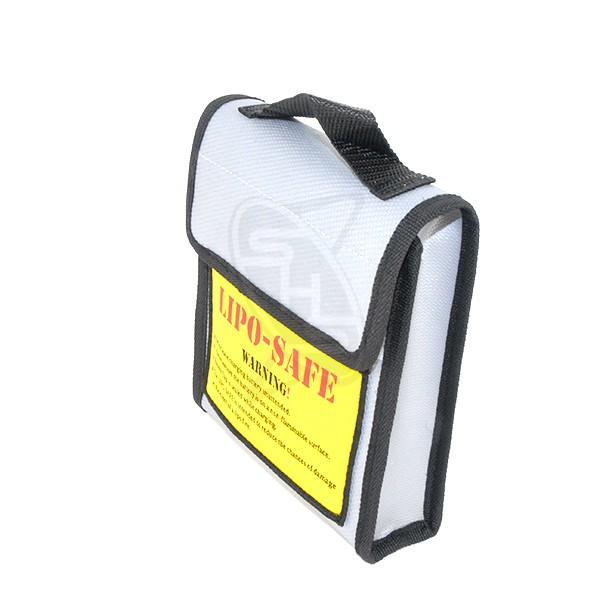 SIGLO LiPo Safety Guard Bag 155x155x50mm