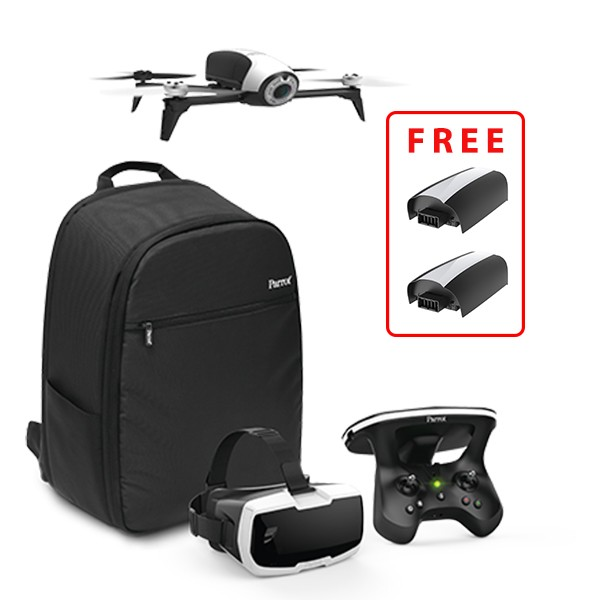 PARROT Bebop 2 Adventurer with 2 Extra Batteries