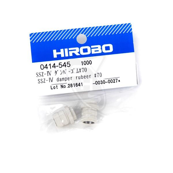 HIROBO 0414-545 SSZ-IV Damper Rubber