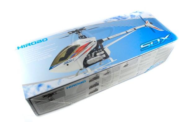 HIROBO SDX 50 SWM FZ-V (0403-971)