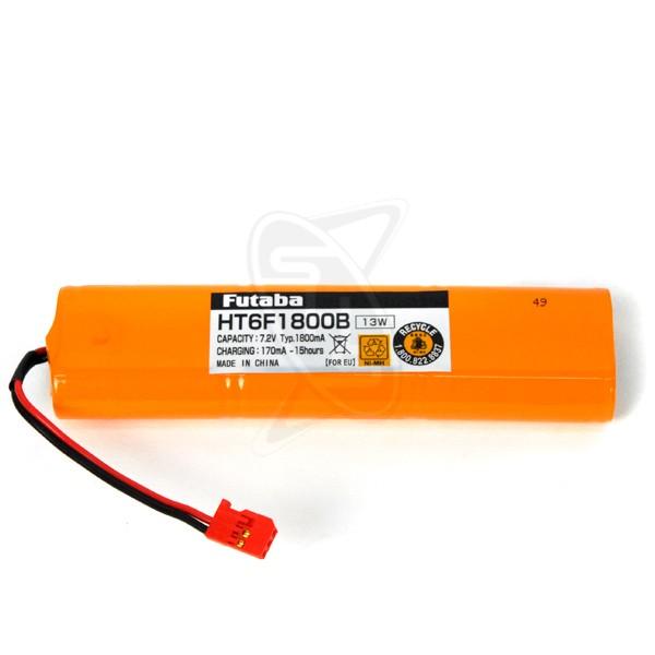 FUTABA HT6F1800B Tx Battery for 8FGS, 12FGS, FX30