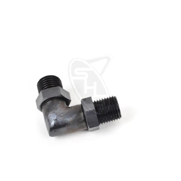 SAITO 50-163 Muffler Right Angle Manifold M10