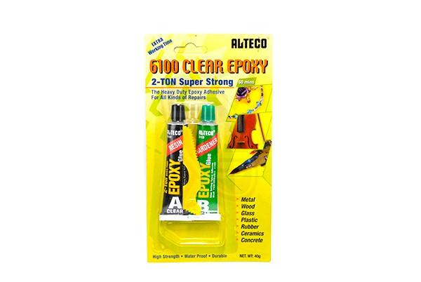 ALTECO 6100 Clear Epoxy