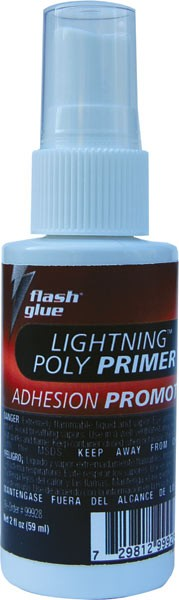 Flash Glue Lightning Poly Primer Adhesion Promoter (2 oz