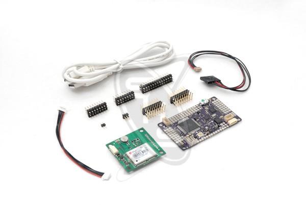 ArduPilot Mega 2.5 Complete with uBlox GPS (Unassembled)