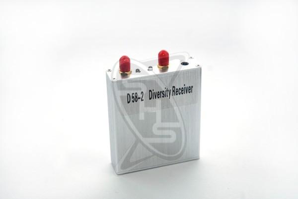 Boscam D58-2 5.8GHz Diversity Receiver