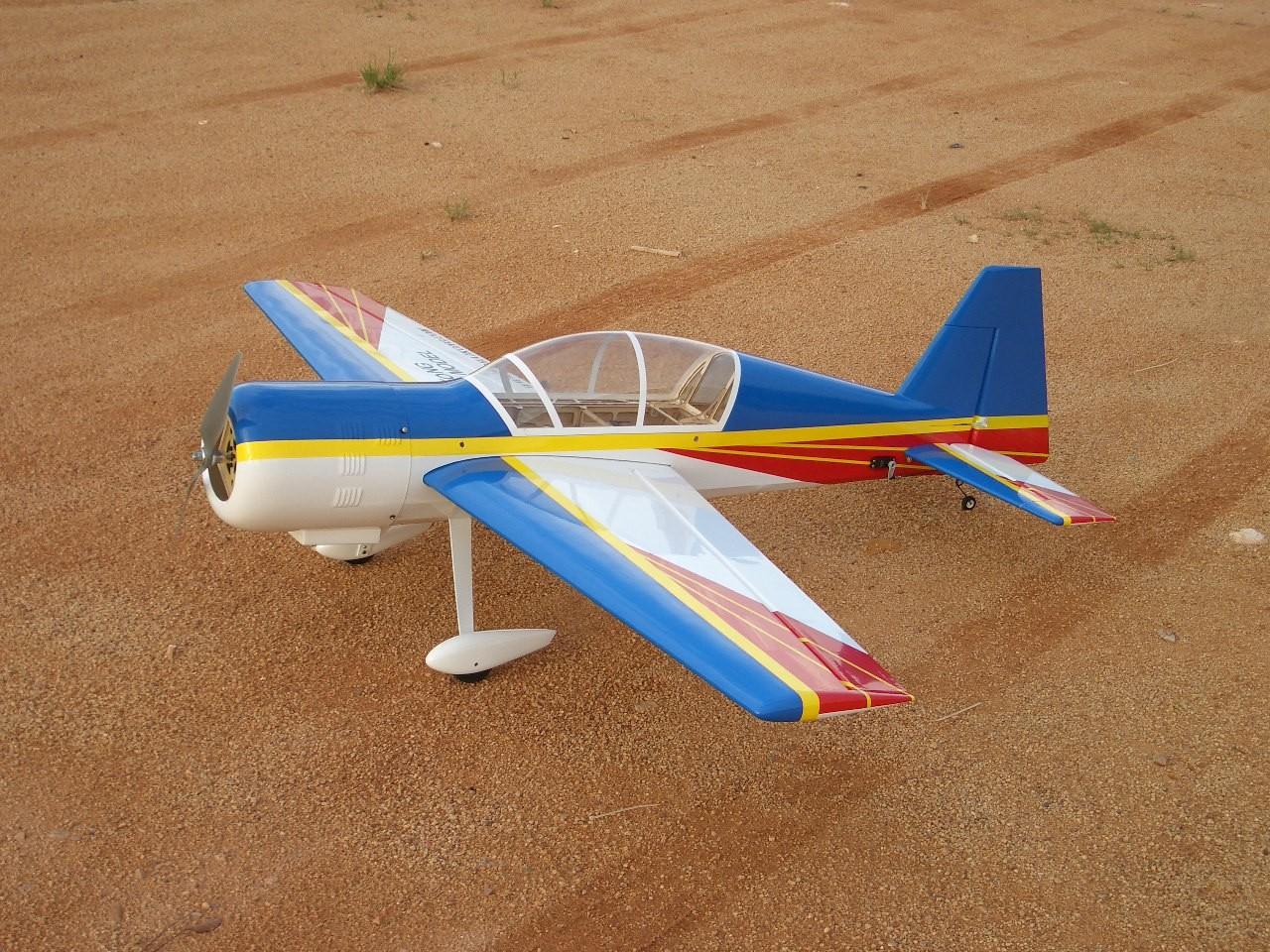 HaiKong Yak 54 50CC (A014B)