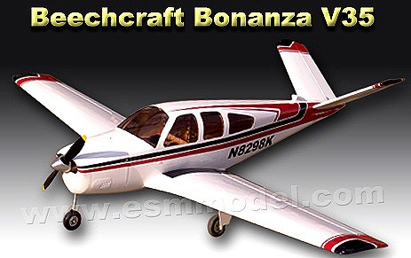 ESM Model Bonanza V35