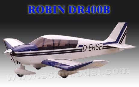 ESM Model Robin DR400 ARF (Blue)