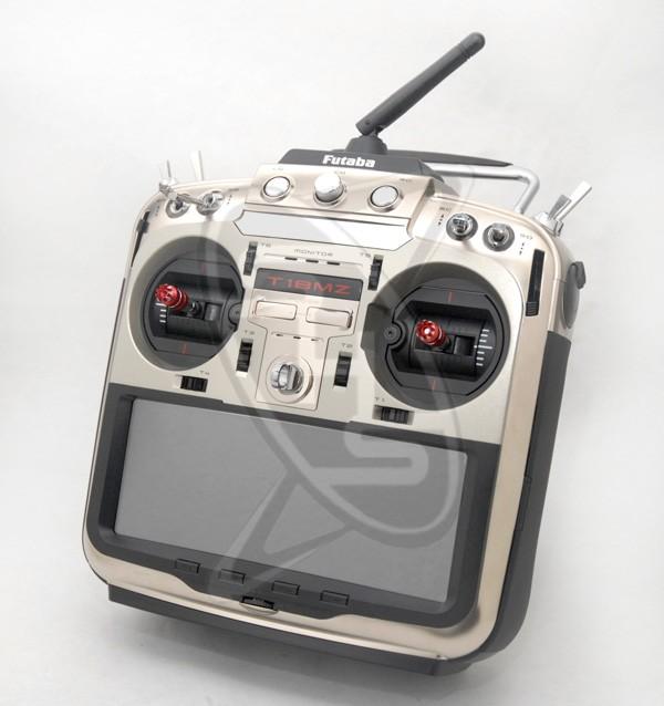 Futaba 18MZH 2.4GHz FASSTest 18-Channel Radio System Limited Edition