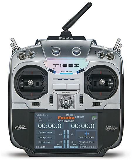 FUTABA 18SZ-H Mode 2 w/ R3006SB