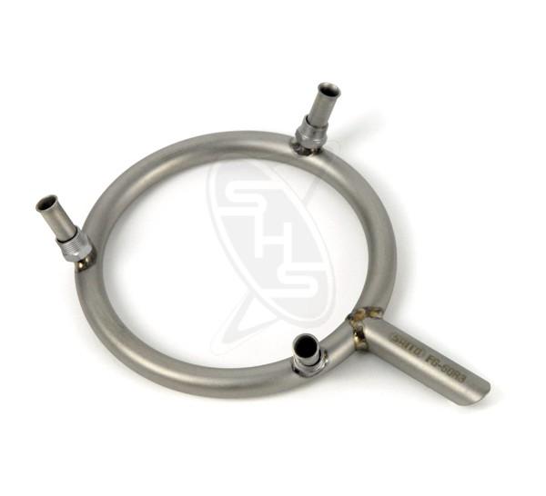SAITO FG60R3 Ring Muffler