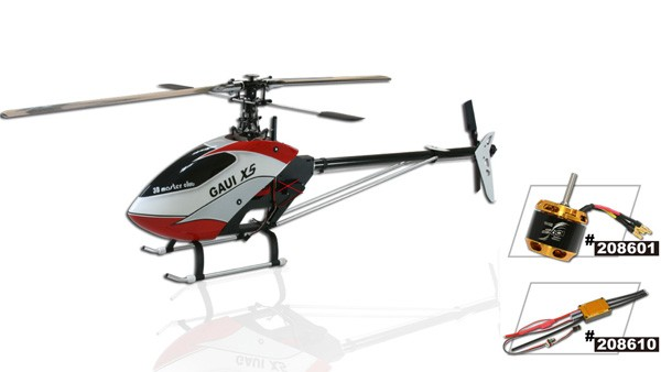 Gaui 208006 X5 Helicopter Lite