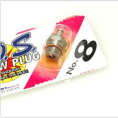 OS Glow Plug No.8