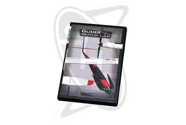 Carbon Art Glider Repair Lab DVD