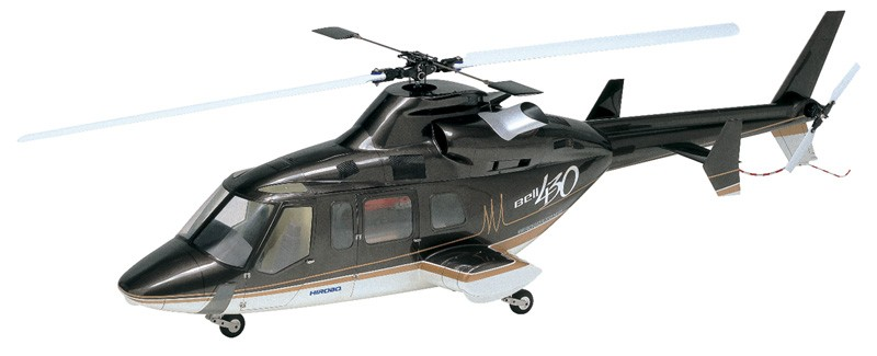 Hirobo 0405-908 Bell 430 (40cc) Helicopter