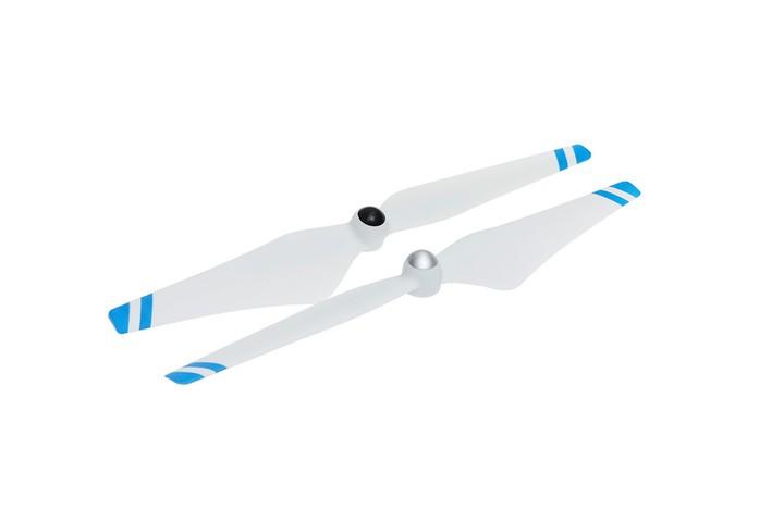 DJI 9450L White with Blue Stripes