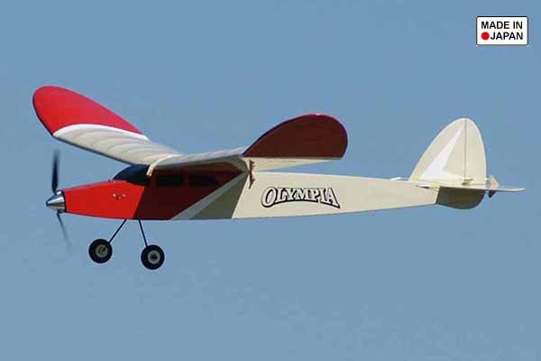 Pilot Olympia Balsa Kit