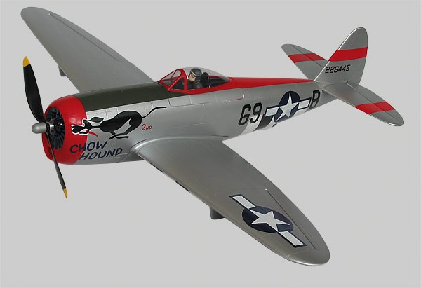 Alfa Model P-47D Thunderbolt ARF