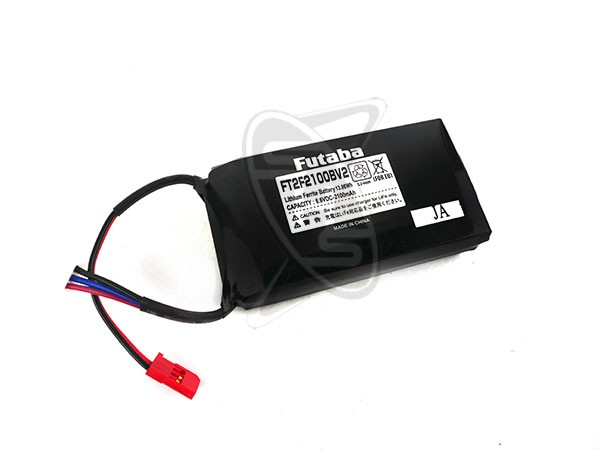 Futaba TX LiFe Battery FT2F2100BV2