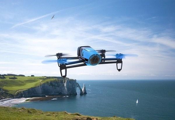 Parrot Bebop Drone (Blue)