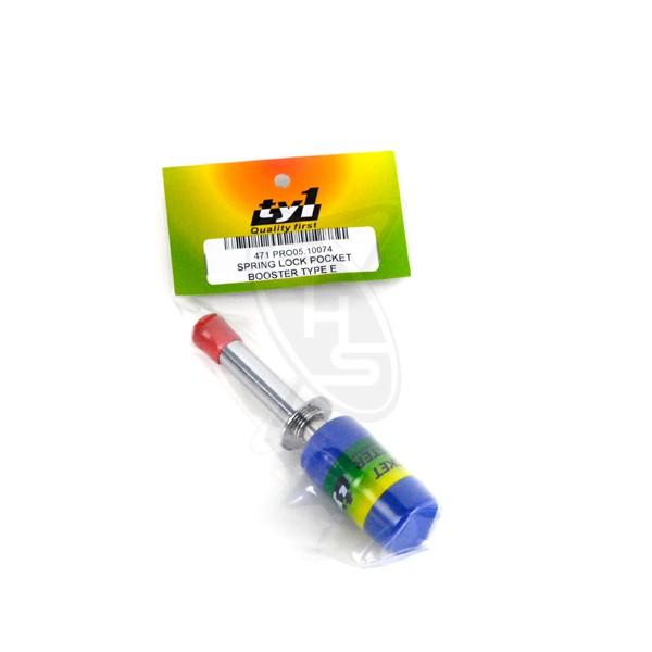 PROSTAR Spring Lock Pocket Booster Type E