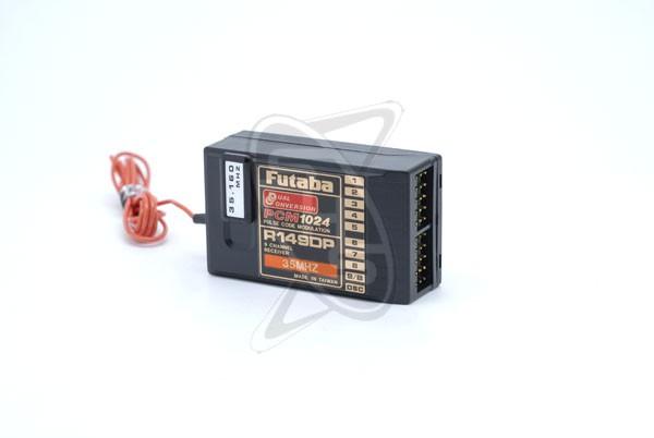 Futaba R149DP 9 Channel Dual Conversion PCM Receiver 35Mhz