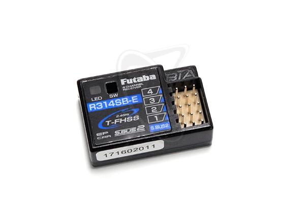 FUTABA R314SBE T-FHSS 2.4GHZ Receiver