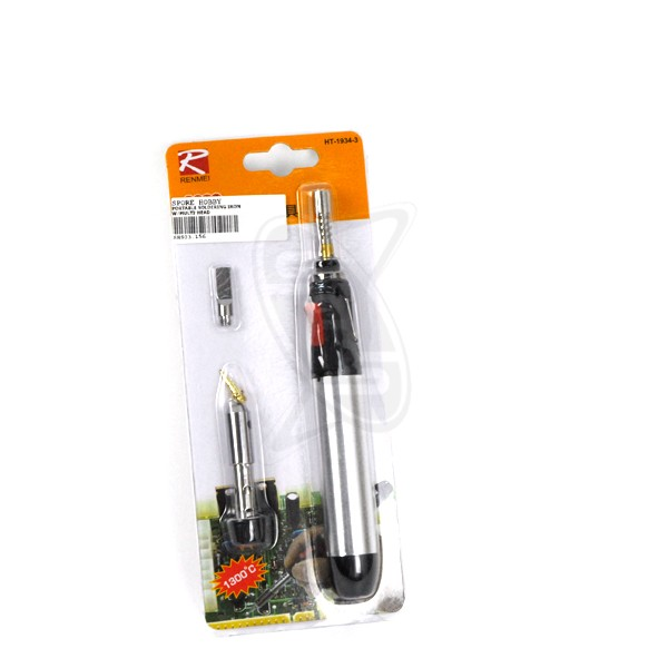 SINGAHOBBY Portable Soldering Iron with Multi-Head