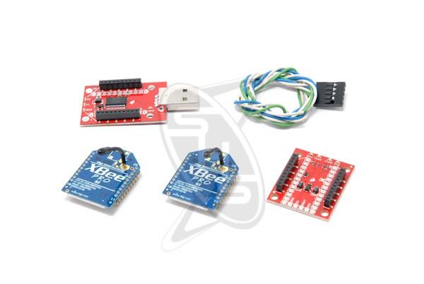 Singahobby Xbee Pro 2 4Ghz 63mW Telemetry Kit
