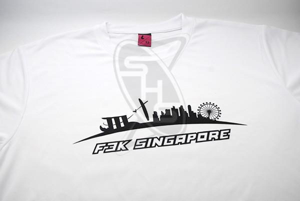 Singapore F3K Dryfit T-Shirt (M)