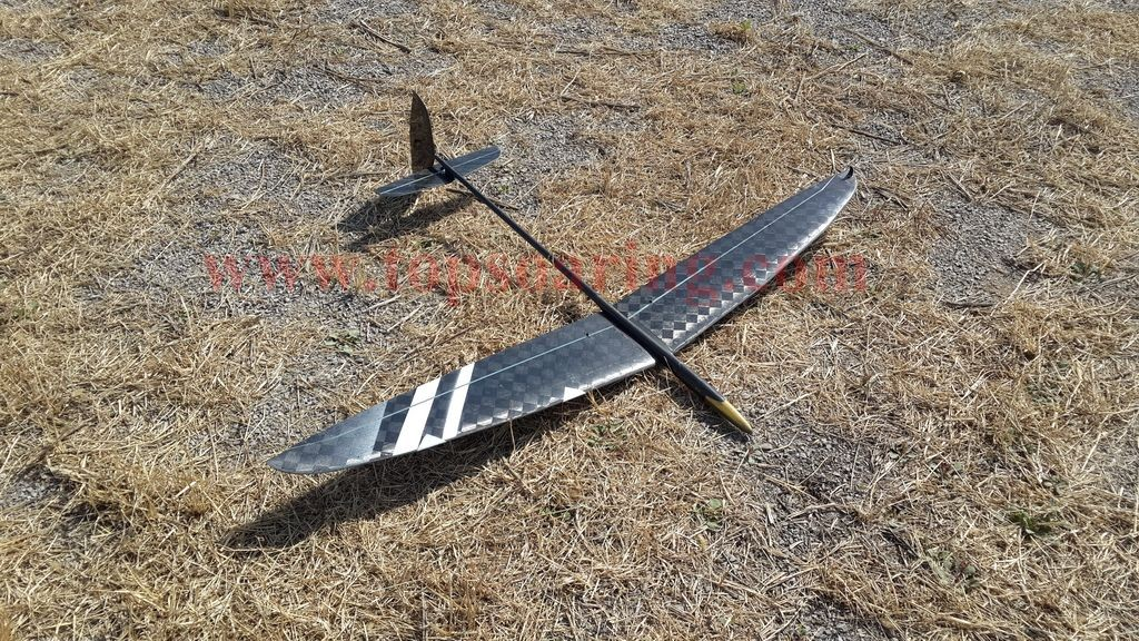 Topsky 4.0 DLG (with Carbon Line D-Box Tail)