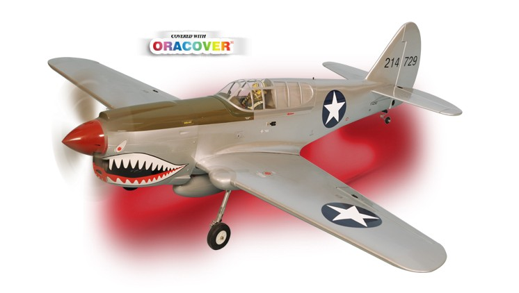 PHOENIX MODEL P40 Kitty Hawk .61-.91 15cc