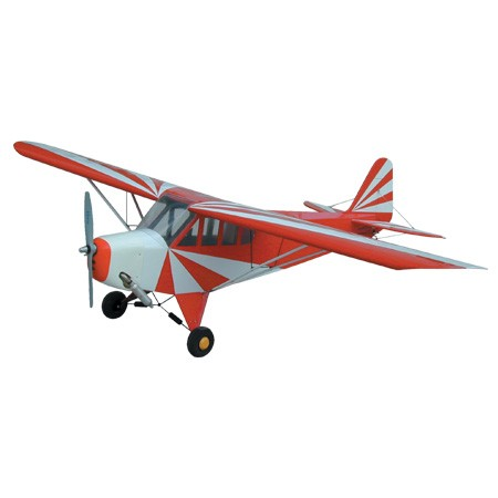 World Models 1/4 Clipped Wing Cub 88 (Red)