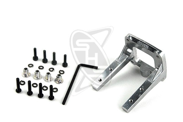 O.S. 25FX Radial Mount Assembly