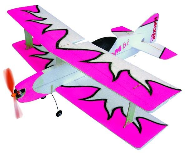 Hacker Model ZOOMBI-Pink