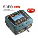 Skyrc D100 AC/DC Dual Output Charger
