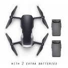 DJI Mavic Air with 2 Extra Batteries (Onyx Black)
