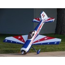 Aeroworks Yak 55M (Red/Blue) QB 50cc