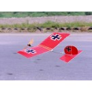 GWS Slow Stick Glider Red (EPS-400C Motor)