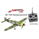 AxionRC Bf-109 Messerschmitt RTF with 2.4GHz 4-Channel Radio (Mode 1)