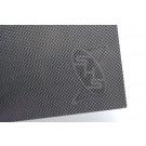 CST C7110 Carbon Fabric Accent Plate