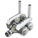 DLE DLE-222 Flat Four Gasoline Engine