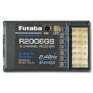 FUTABA R2006GS 2.4GHZ S-FHSS 6-Channel Receiver