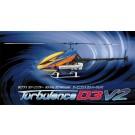 Hirobo 0414-947 Turbulence D3 V2 90 Size 3D Helicopter